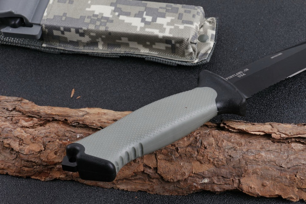 Фото 7 - Нож с фиксированным клинком Gerber Prodogy Tanto, сталь 420HC, рукоять термопластик FRN