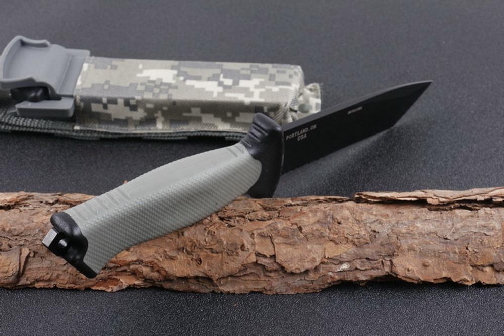 Фото 10 - Нож с фиксированным клинком Gerber Prodogy Tanto, сталь 420HC, рукоять термопластик FRN