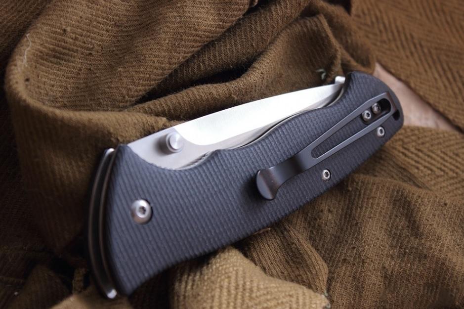 Фото 11 - Нож складной Magnum Tango Foxtrott - Boker 01SC030, сталь 440A Satin, рукоять стеклотекстолит G10