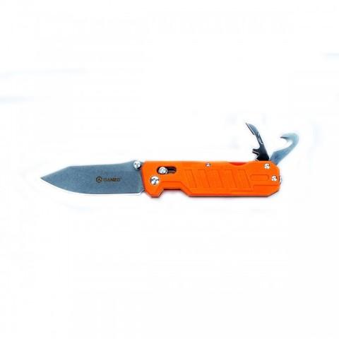 Нож Ganzo G735 оранжевый - Nozhikov.ru