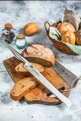 "Нож кухонный ""Samura REPTILE"" для хлеба 235 мм, AUS-10, фото 2"