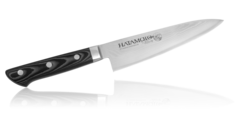 Нож Шефа Hatamoto WAVE, 180 мм, сталь  VG-10