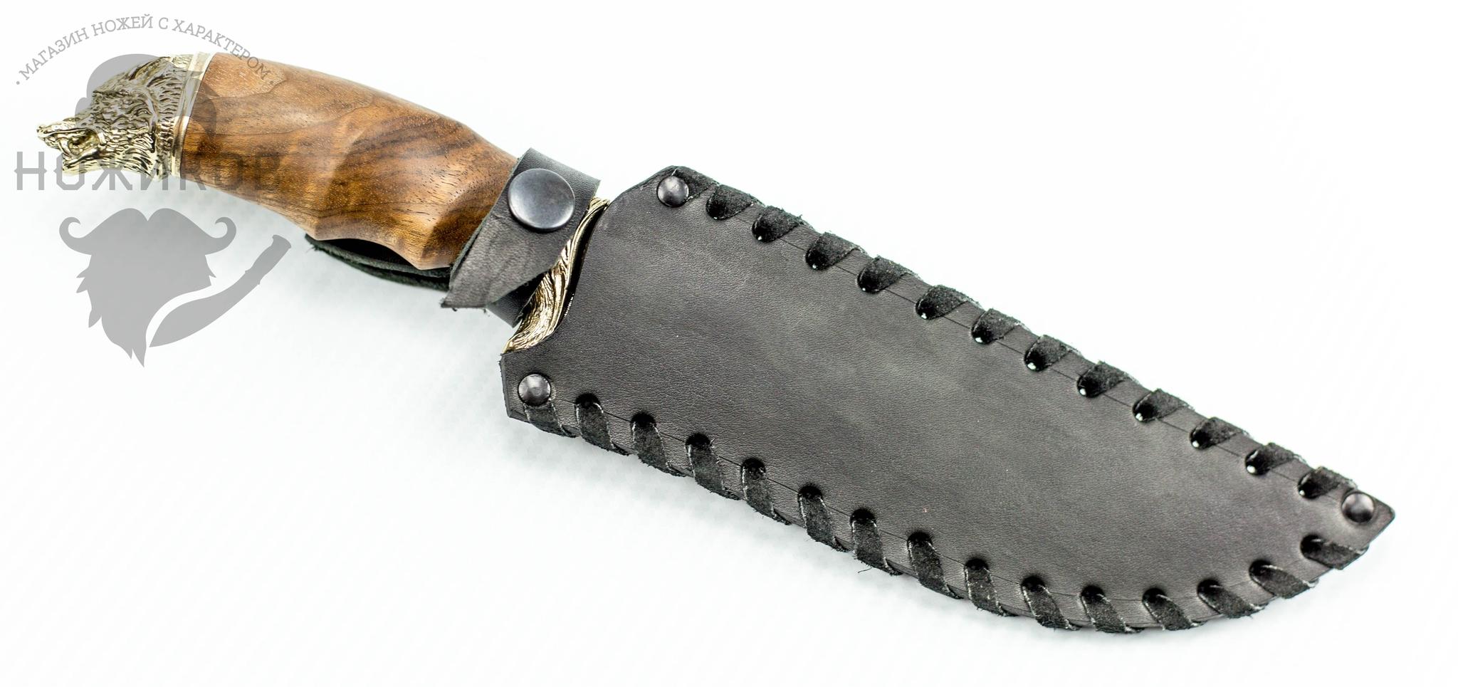Фото 12 - Авторский Нож из Дамаска №57, Кизляр от Noname