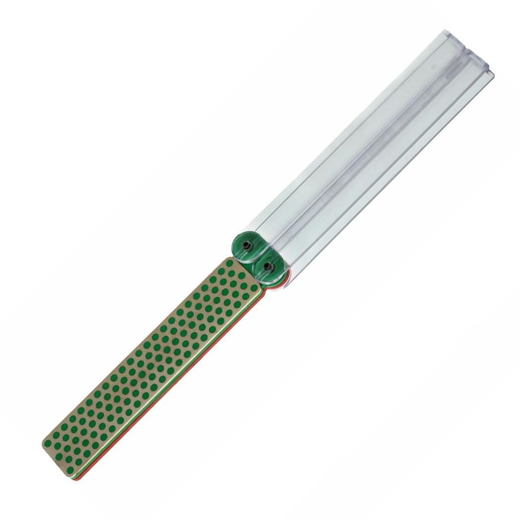 Точилка - бабочка двусторонняя DMT® Diafold Extra Fine / Fine, 1200 mesh, 9 micron / 600 mesh, 25 micron от DMT® Diamond Machining Technology