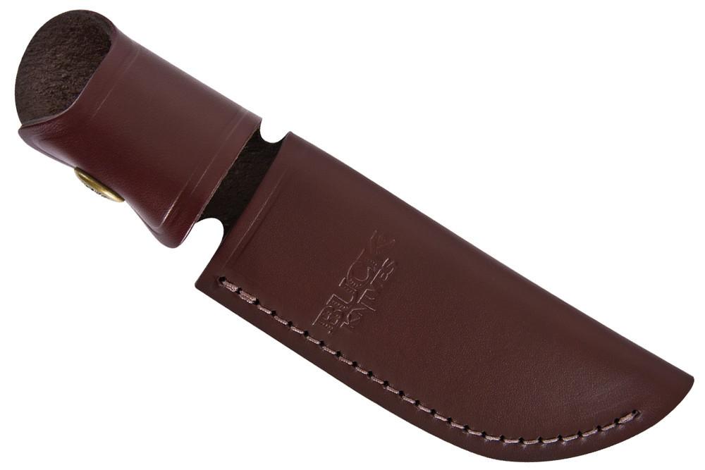 Фото 8 - Нож с фиксированным клинком 103 Skinner™ - BUCK 0103BKS, сталь 420HC, рукоять полиоксиметилен