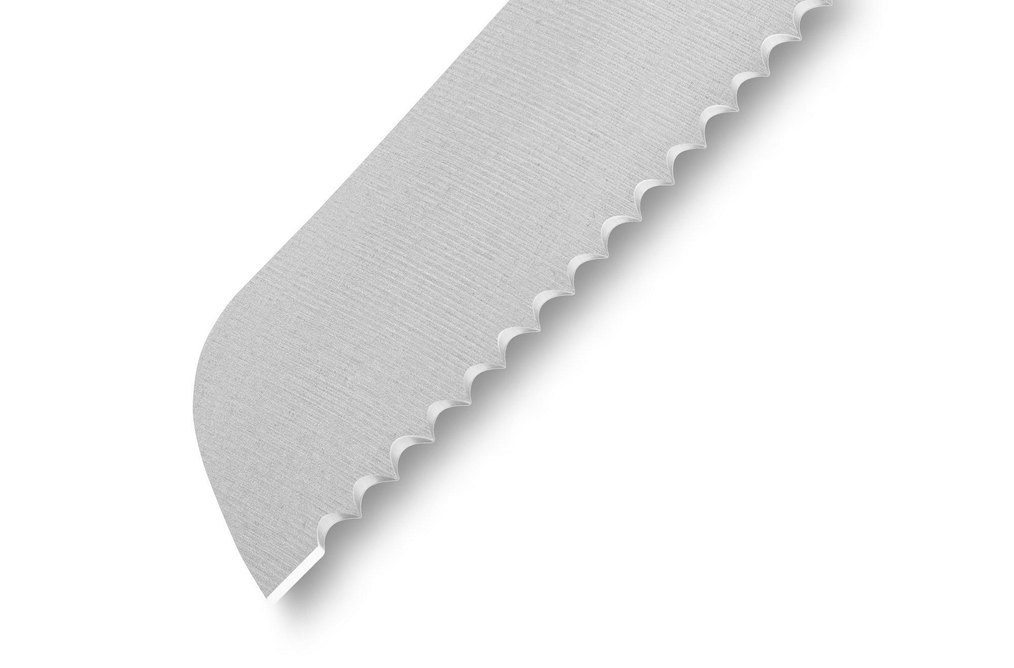 Фото 7 - Нож для хлеба Samura Golf SG-0055/K, сталь AUS-8, рукоять полипропилен