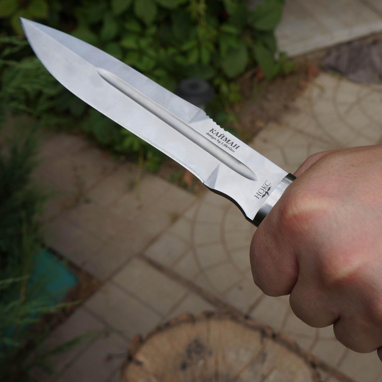 Фото 5 - Тактический нож Кайман от НОКС