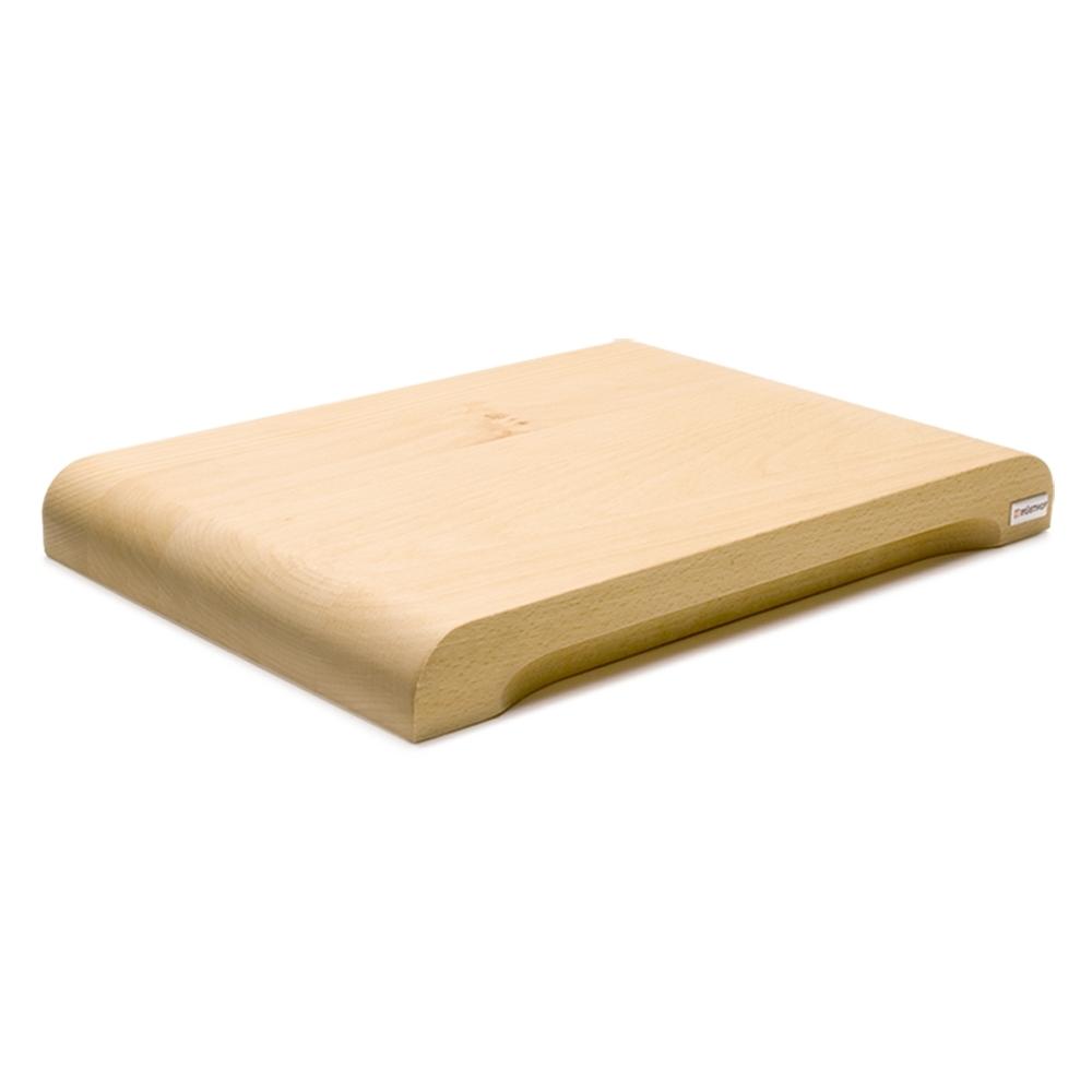 Доска разделочная 7282 WUS, 35х25х5 см, бук доска разделочная яблоко 22 5х34 5см бук
