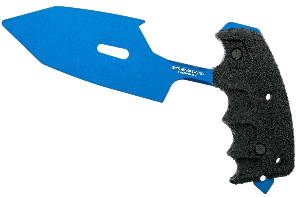 Фото 3 - Нож тренировочный Extrema Ratio TK S.E.R.E., материл алюминий, рукоять прорезиненный форпрен