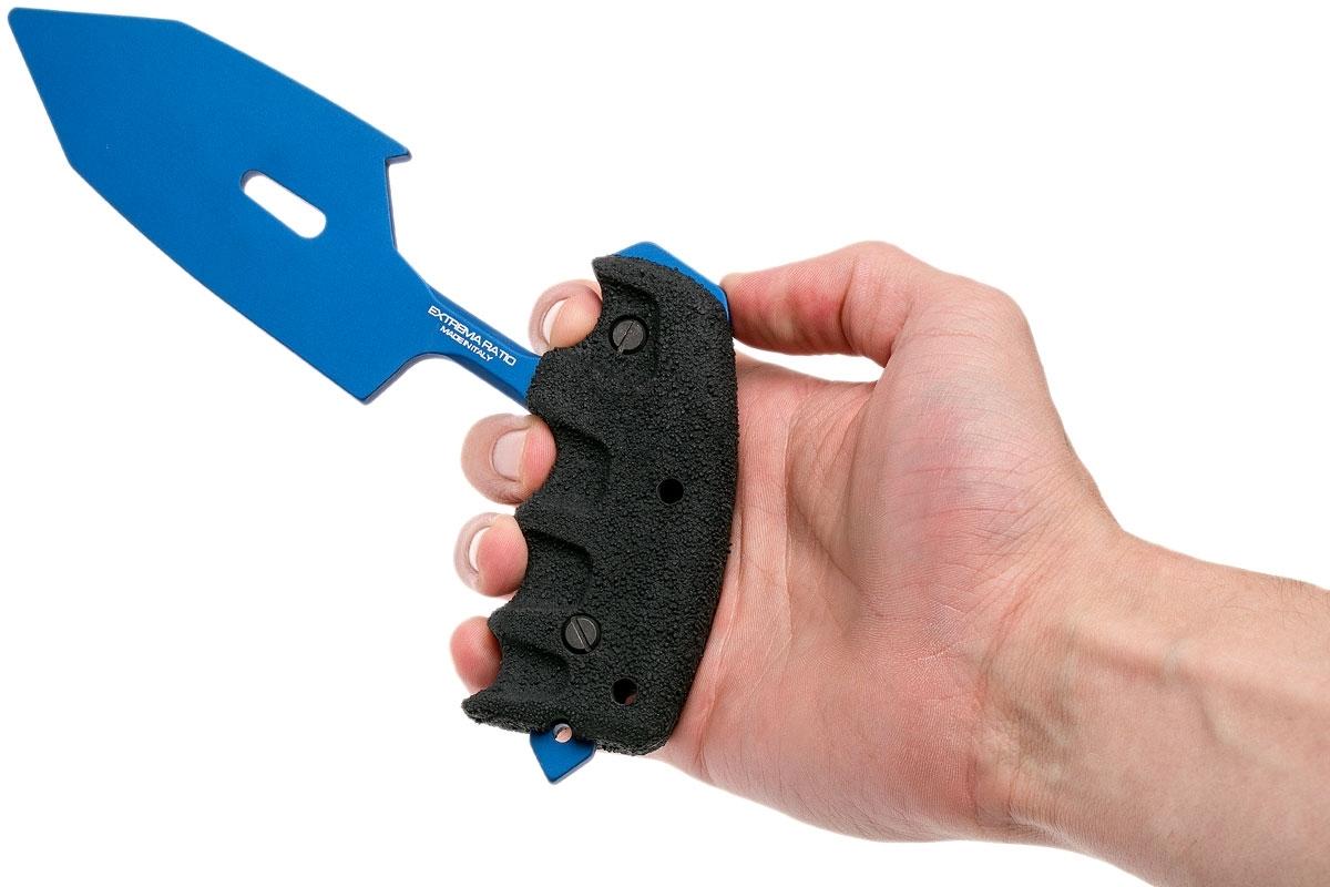 Фото 7 - Нож тренировочный Extrema Ratio TK S.E.R.E., материл алюминий, рукоять прорезиненный форпрен