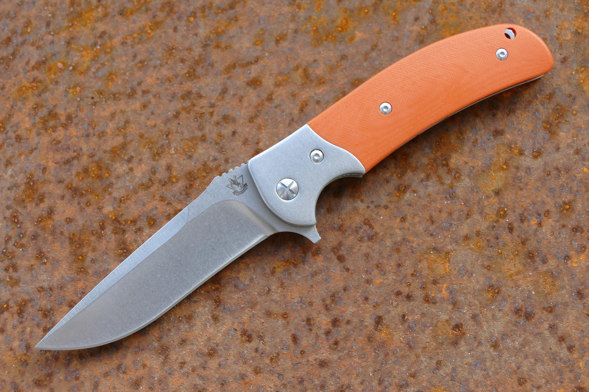 Складной нож Резервист, красный складной нож резервист красный