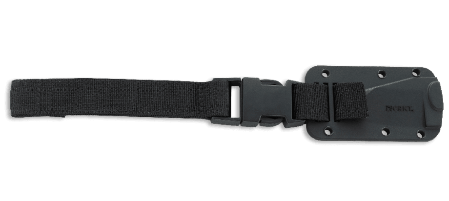 Фото 10 - Нож с фиксированным клинком CRKT No Bother, сталь 8Cr13MoV, рукоять ABS-Пластик