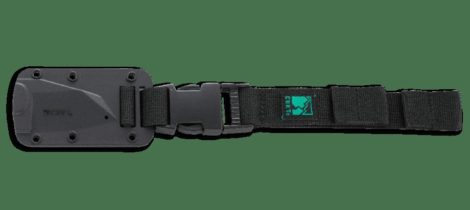 Фото 11 - Нож с фиксированным клинком CRKT No Bother, сталь 8Cr13MoV, рукоять ABS-Пластик