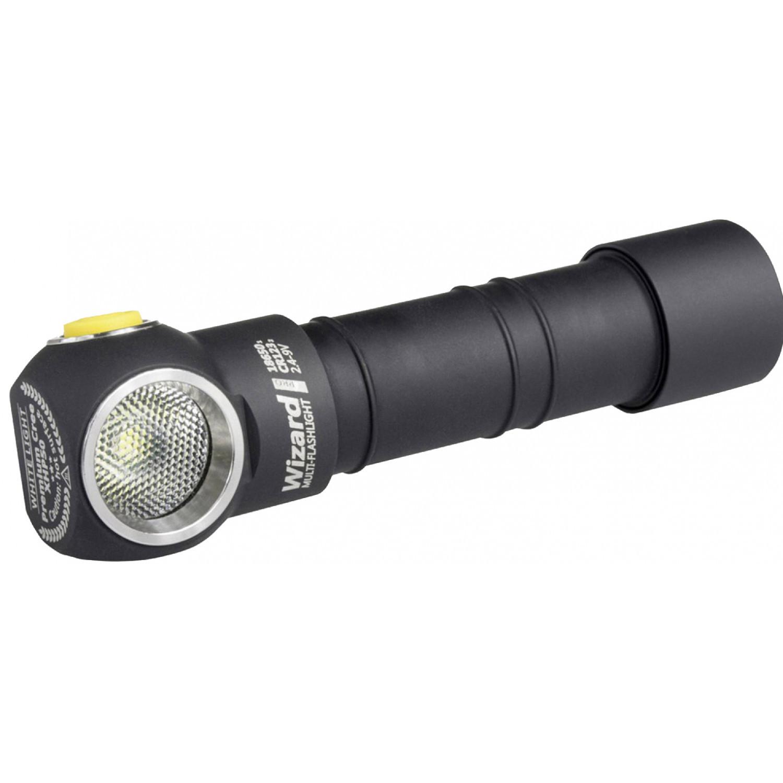 Мультифонарь светодиодный Armytek Wizard Pro v3 Magnet USB+18650, 2150 лм, теплый свет