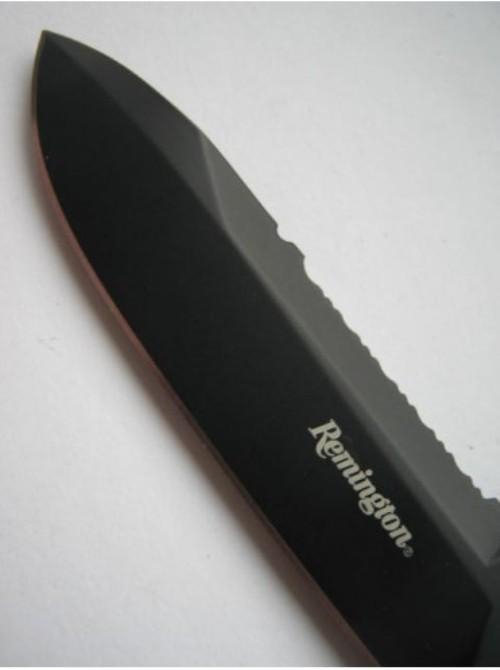 Фото 8 - Нож с фиксированным клинком Remington Зулу I (Zulu) RM\895FD TF