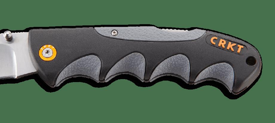 Фото 7 - Складной нож CRKT Free Range, сталь 8Cr13MoV, рукоять термопластик/резина