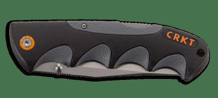 Фото 10 - Складной нож CRKT Free Range, сталь 8Cr13MoV, рукоять термопластик/резина