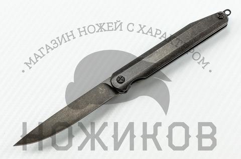 Складной нож Джентльмен 1, сталь AUS-8. Вид 3