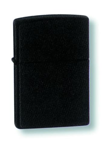 Зажигалка ZIPPO Classic с покрытием Black Matte, латунь/сталь, матовая фото
