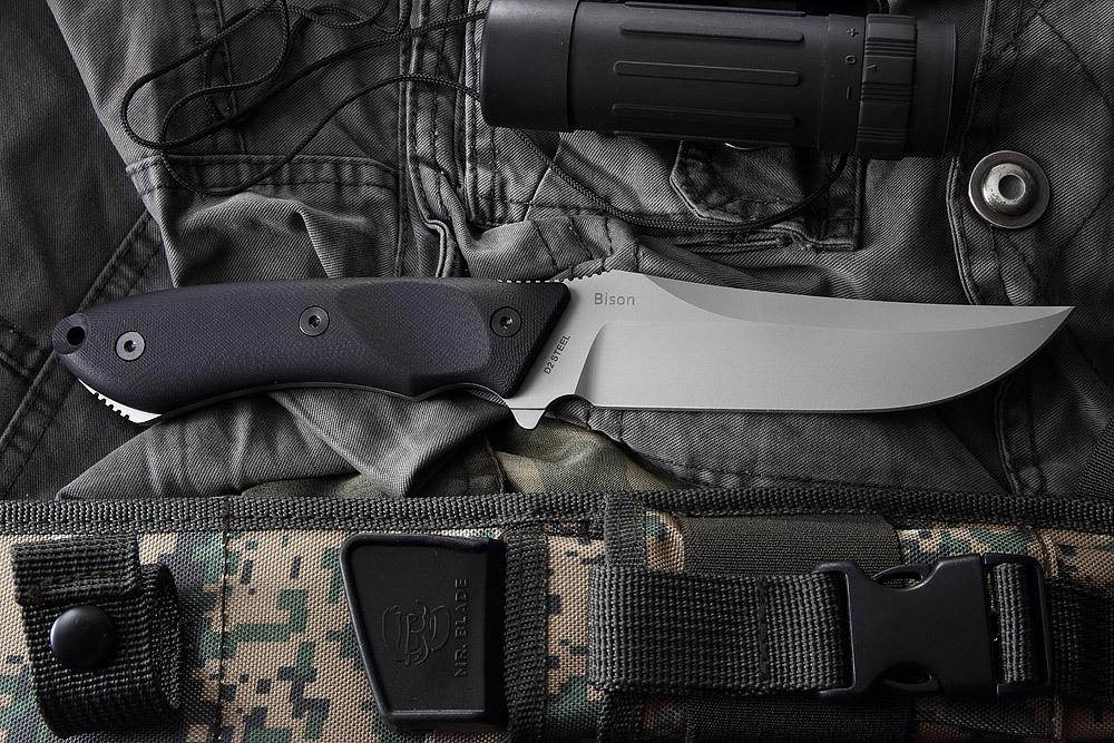 Фото 13 - Тактический нож Bison, Mr.Blade