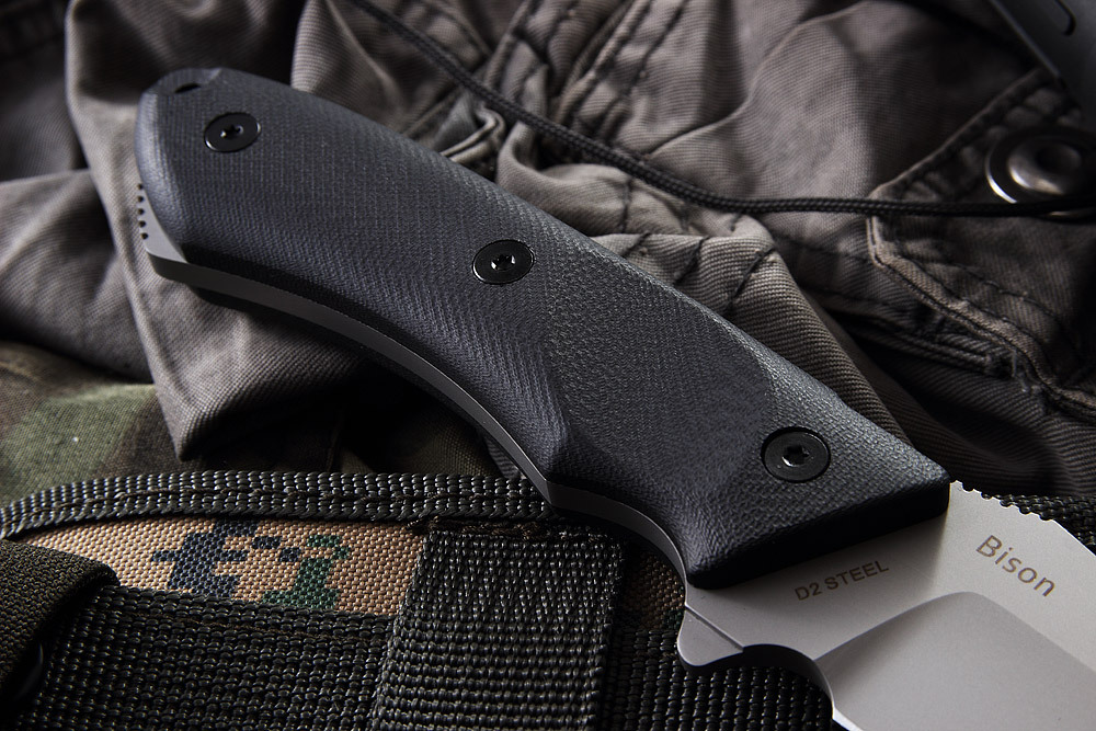 Фото 14 - Тактический нож Bison, Mr.Blade