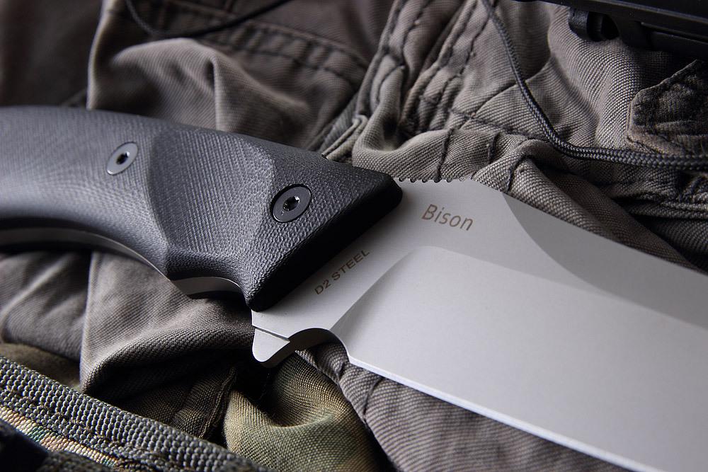 Фото 15 - Тактический нож Bison, Mr.Blade