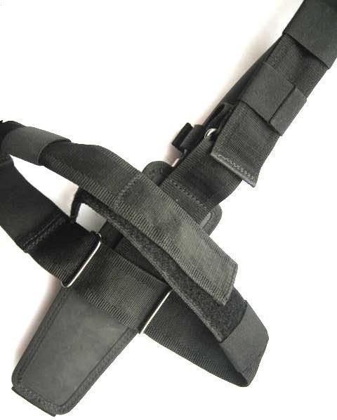 Фото 4 - Нож с фиксированным клинком Extrema Ratio Fulcrum S, Plain Edge, сталь Bhler N690, рукоять пластик
