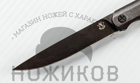 Складной нож Джентльмен 1, сталь AUS-8. Вид 4