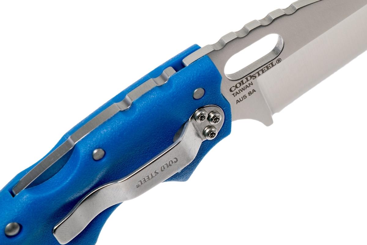 Фото 11 - Складной нож Cold Steel Tuff Lite 20LTB, сталь AUS-8A, рукоять пластик