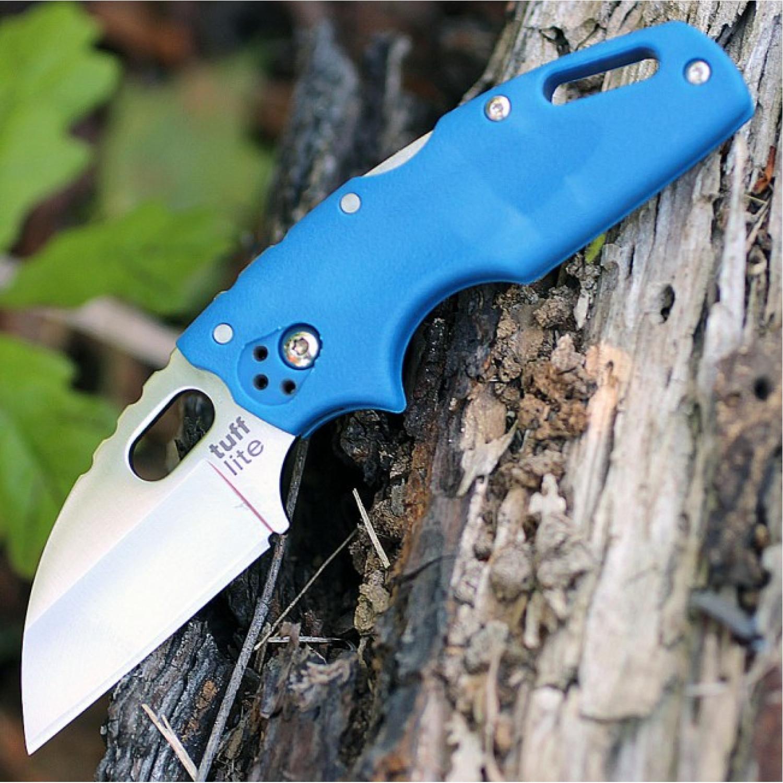 Фото 4 - Складной нож Cold Steel Tuff Lite 20LTB, сталь AUS-8A, рукоять пластик