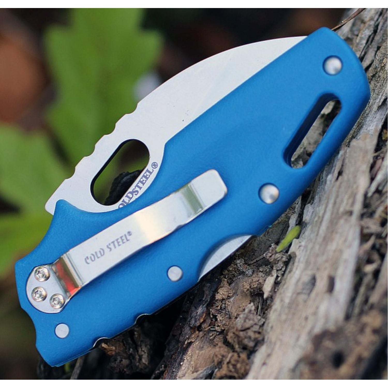 Фото 5 - Складной нож Cold Steel Tuff Lite 20LTB, сталь AUS-8A, рукоять пластик