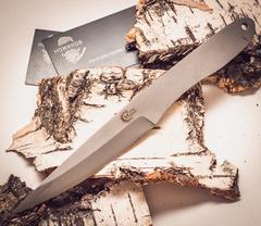 Нож метательный Игла 2, сталь 65х13, фото 1