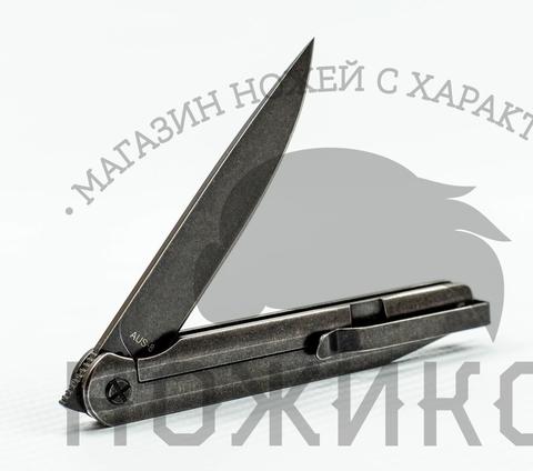 Складной нож Джентльмен 1, сталь AUS-8. Вид 6