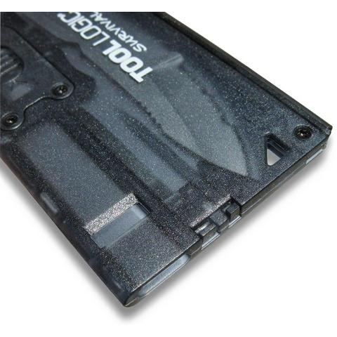 Швейцарская карта Tool Logic Survival Card-2 - SOG TLSVC2, сталь 420J2, материал пластик. Вид 6