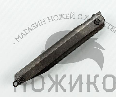 Складной нож Джентльмен 1, сталь AUS-8. Вид 7