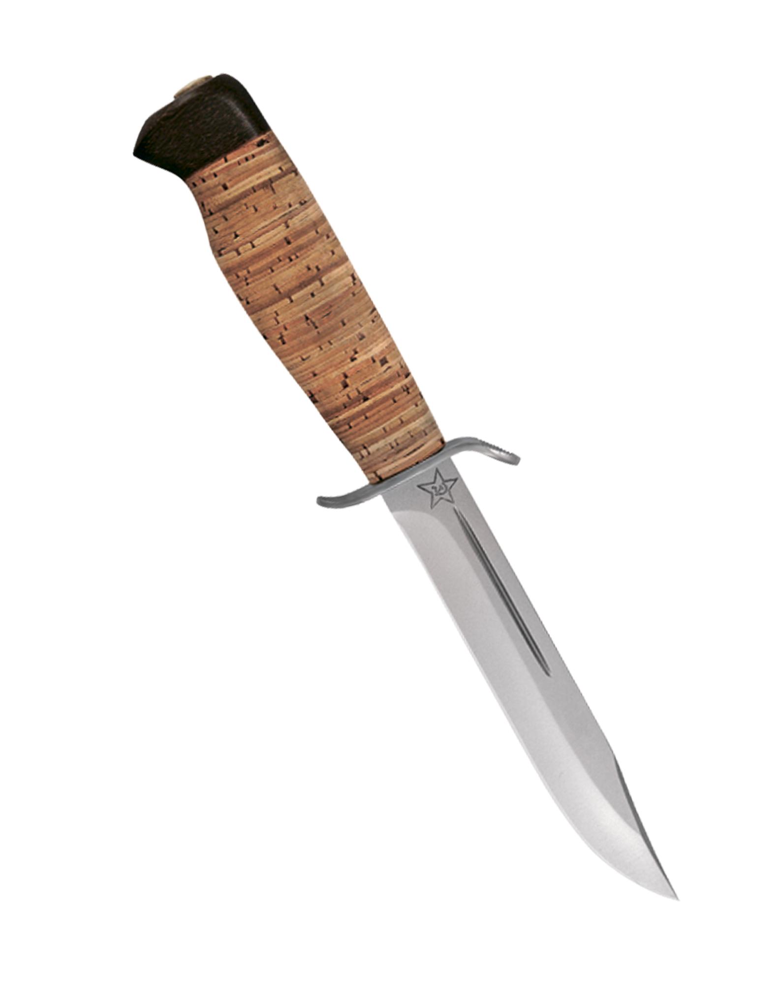 Нож разделочный Штрафбат береста, АиР