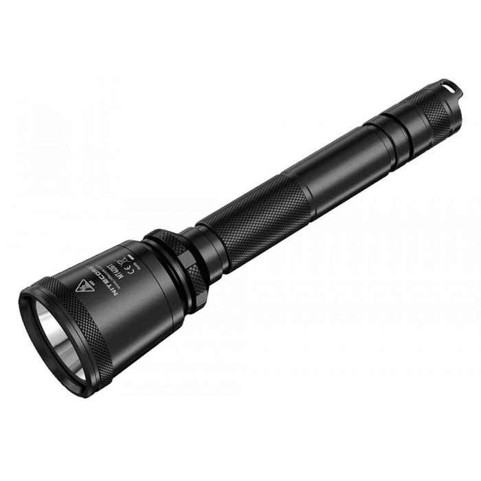 Фонарь светодиодный Nitecore MT40GT KIT Cree XP-L HI V3, 1000 лм, аккумулятор nitecore 5 color rgb uv light srt7gt rechargeable battery cree xp l hi v3 1000lm smart ring waterproof flashlight rescue torch