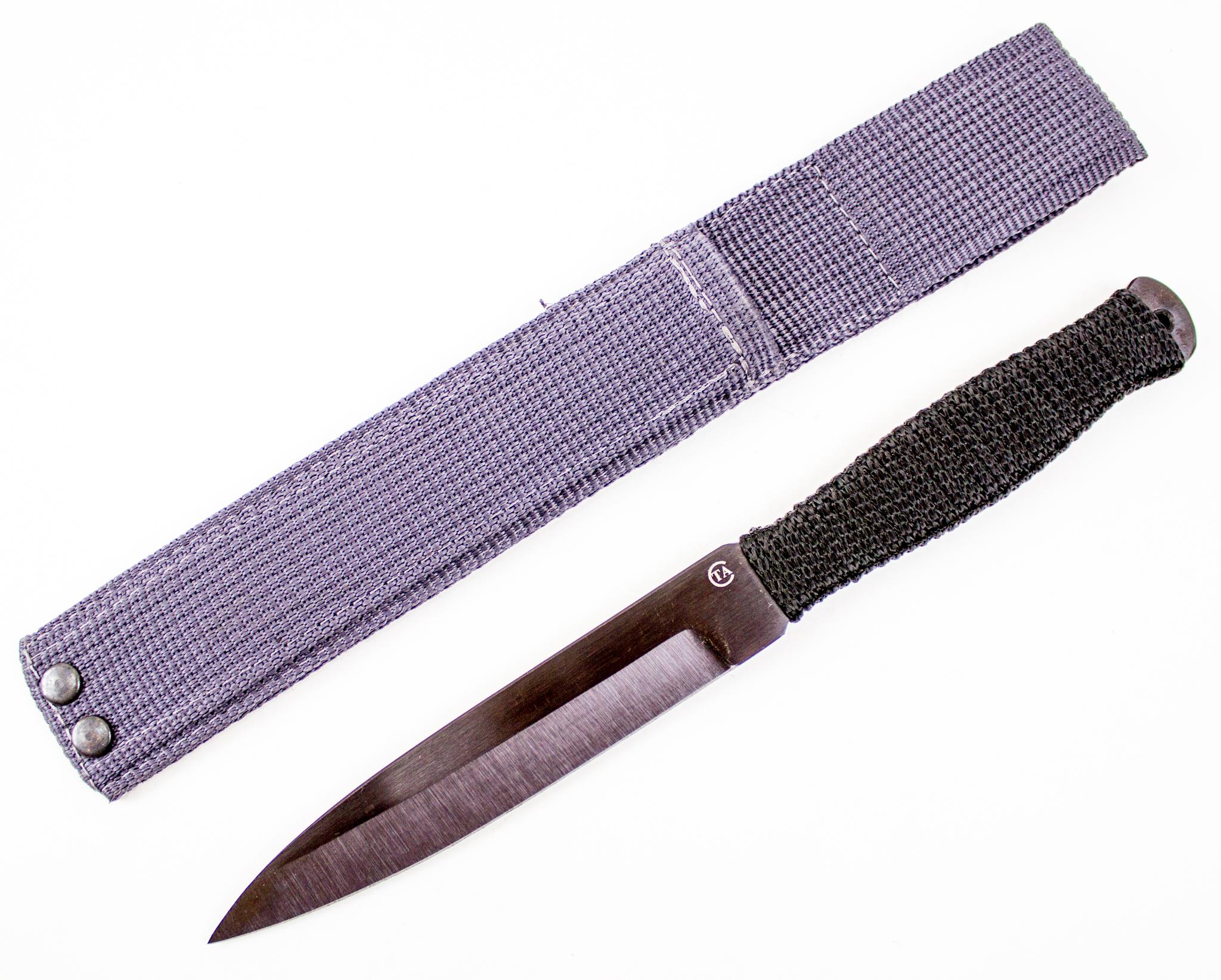Метательный нож «Горец-3М» от Титов и Солдатова