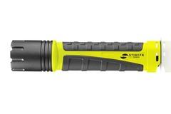 Фонарь светодиодный STINGER GripLite PT0-C4A2, 260 лм, 7600 кд, 35x165 мм