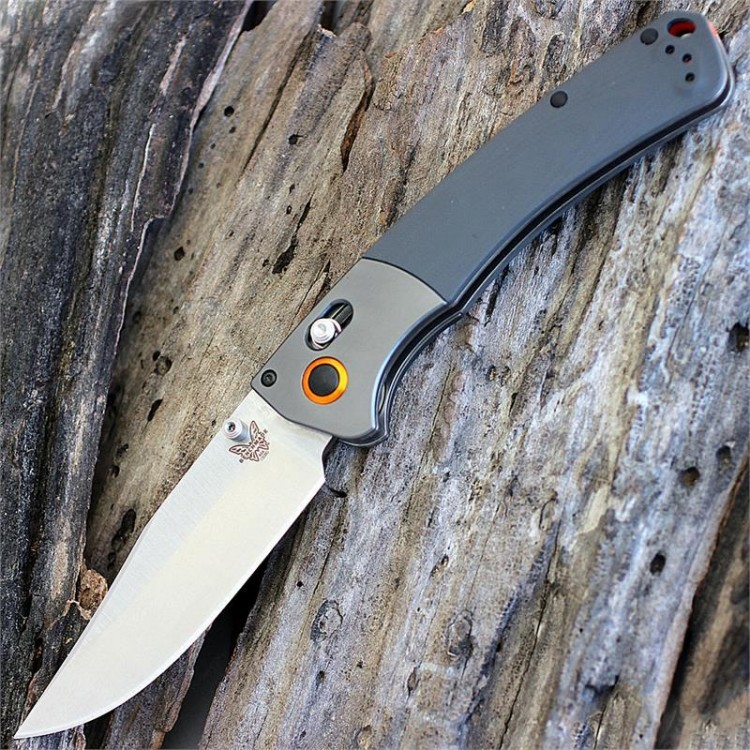 Фото 7 - Нож складной Benchmade Hunt Series Crooked River 15080-1, сталь CPM-S30V, рукоять G10