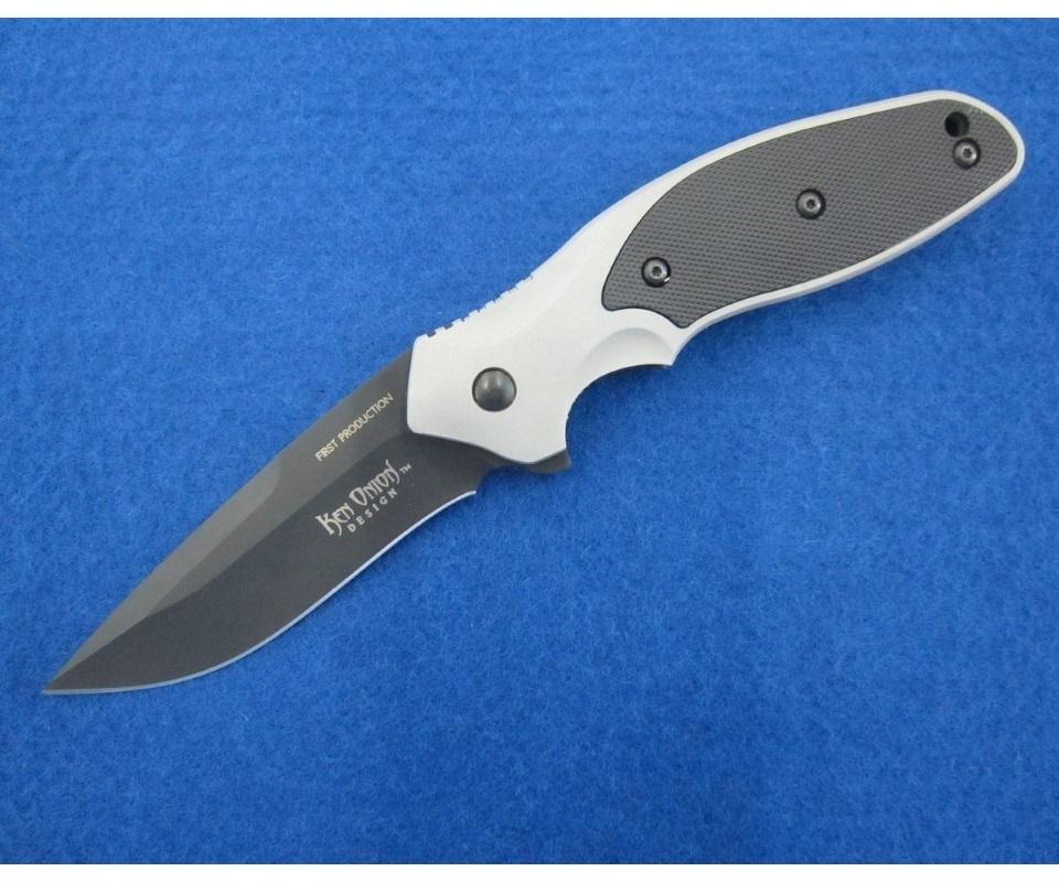 Фото 8 - Складной нож CRKT Shenanigan™, сталь AUS-8, рукоять алюминиевый сплав