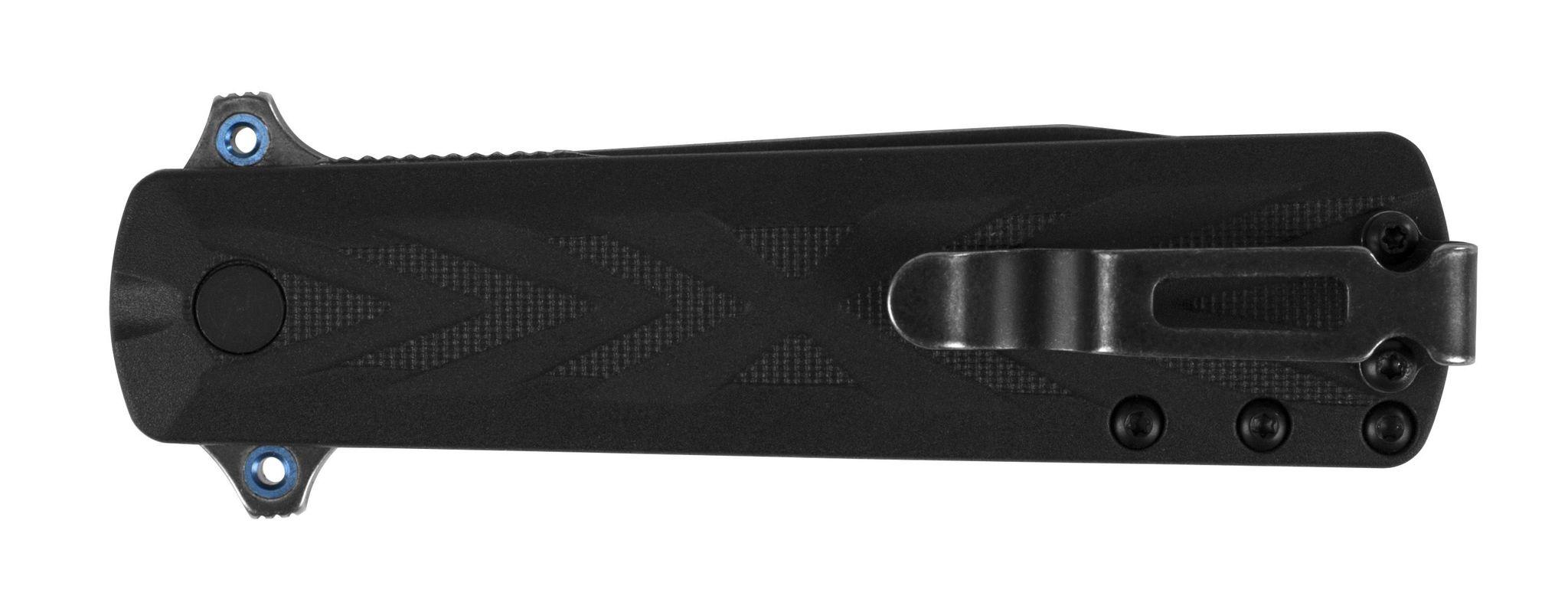 Фото 4 - Складной полуавтоматический нож Kershaw Barstow K3960, сталь 8Cr13MoV, рукоять пластик