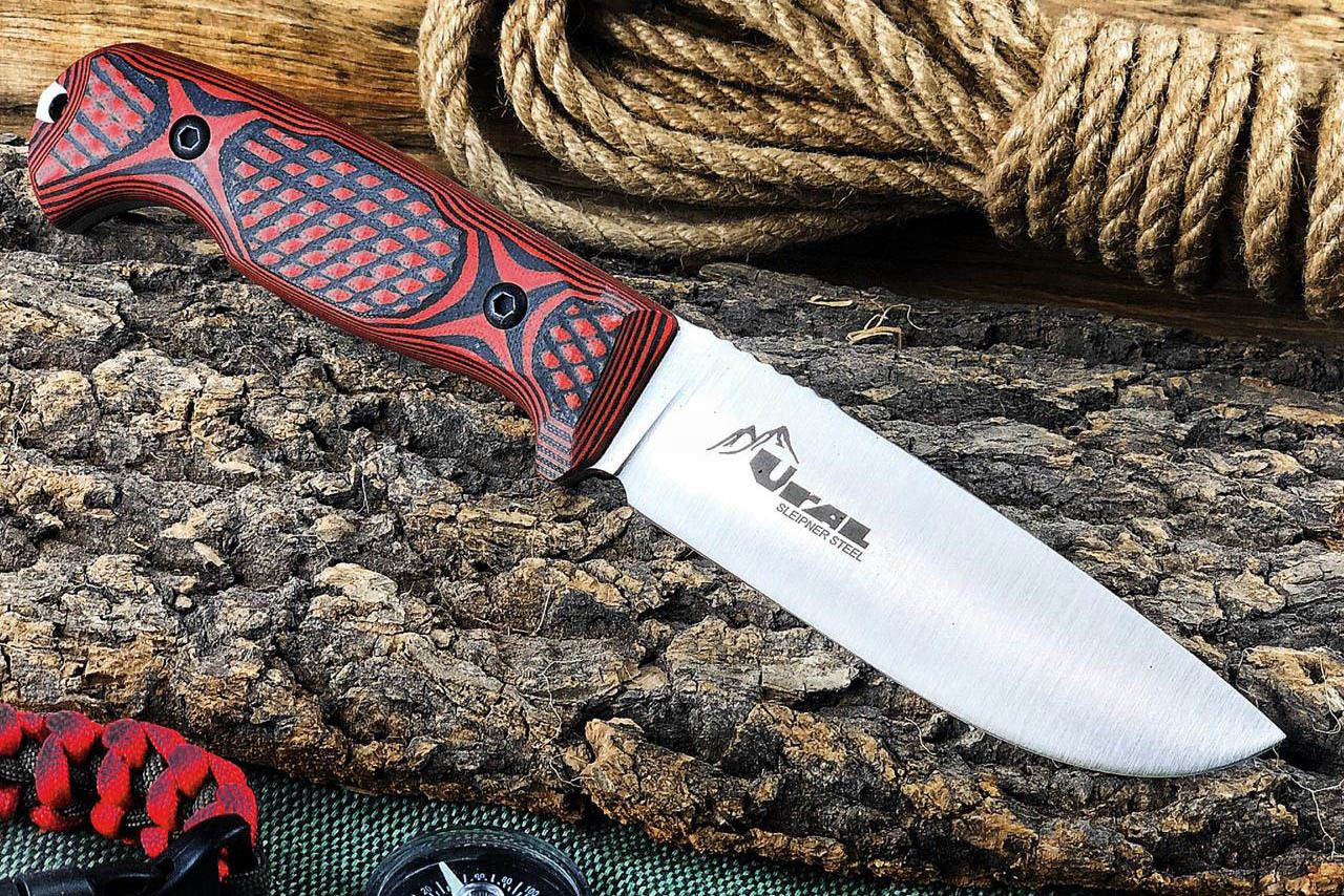 характеристики и фото ножей