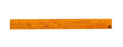 Магнитный держатель для ножей 45 см, дуб. Вид 1