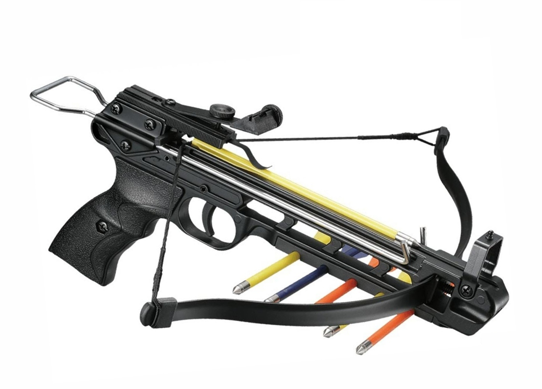 Арбалет-пистолет рекурсивный Man Kung MK-50A2