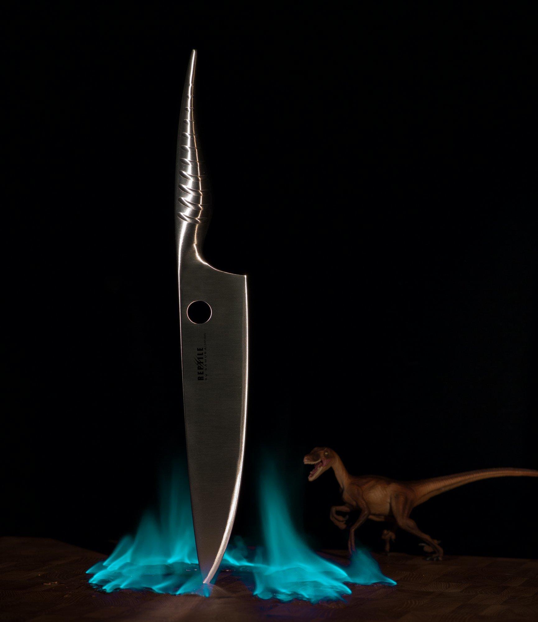 Фото 4 - Нож кухонный