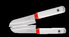 Кухонный нож овощной, Special Series, Fuji Cutlery, FК-404, сталь Sus420J2, белый, фото 1