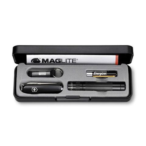 Набор Victorinox 4.4014 нож 0.6223.3 + светодиодный фонарь Maglite Solitaire LED - Nozhikov.ru