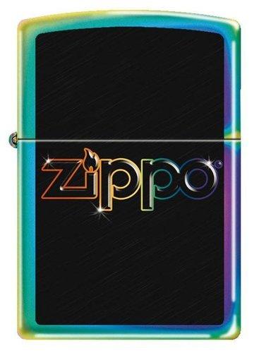 Зажигалка ZIPPO, латунь с покрытием Spectrum™, разноцветная, глянцевая, 36x12x56 мм