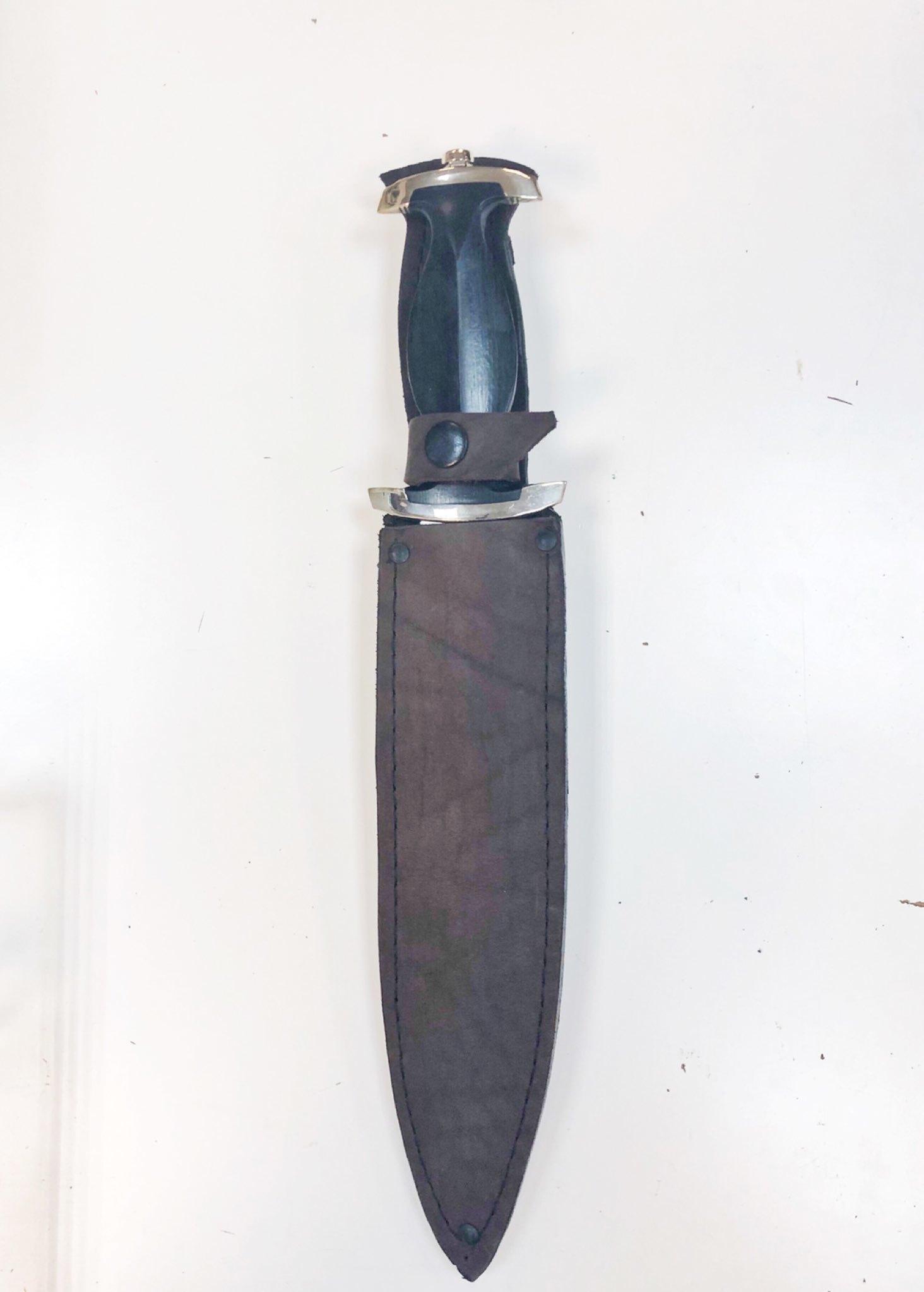 Фото 9 - Нож Кинжал-СС от Павловские ножи